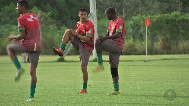 Após período como auxiliar técnico, Jamba retorna ao Ope VG como jogador