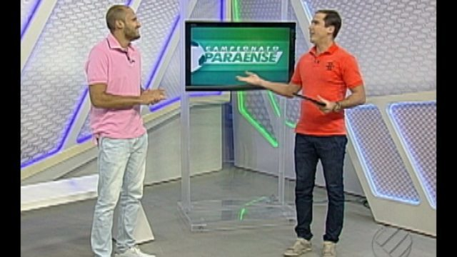 Novo técnico do Paragominas é destaque no globoesporte.com/pa