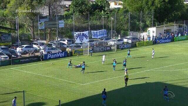 Grêmio faz 2 a 0 sobre o Cruzeiro no Gauchão