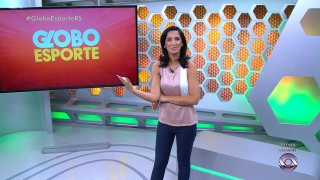 Confira a íntegra do Globo Esporte RS desta segunda-feira (27)