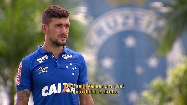 Martín Silva e Arrascaeta falam sobre o jogo entre Brasil e Uruguai pelas Eliminatórias