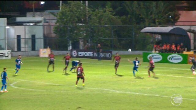 Altos vence Motoclube em jogo de 7 gols