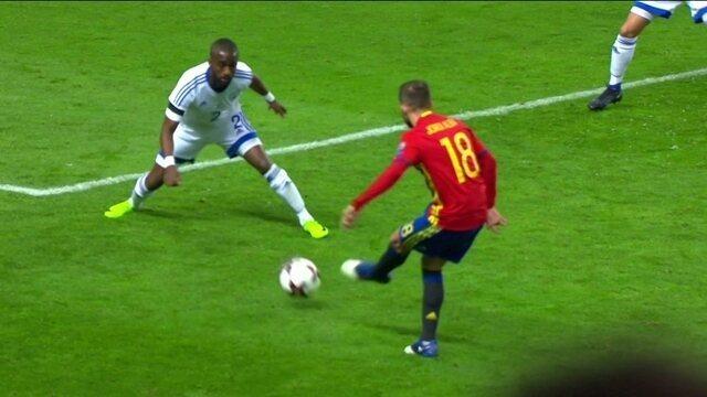 Melhores momentos de Espanha 4 x 1 Israel pelas Eliminatórias da Copa do Mundo 2018
