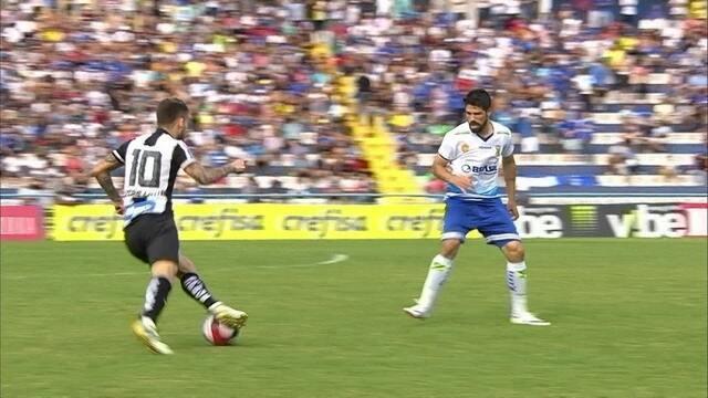 Melhores momentos: Santo André 0 x 1 Santos pela 11ª rodada do Campeonato Paulista