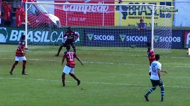 Rio Verde 2x1 Atlético-GO: os melhores momentos do jogo