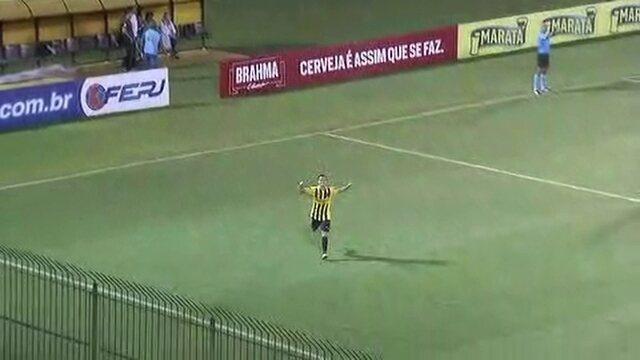 Os gols de Volta Redonda 2 x 1 Nova Iguaçu pela 4ª rodada do Campeonato Carioca