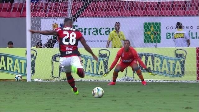 """Gols de Fred, Berrío, Léo Artur, Clebson e Tiago Marques concorrem a """"pintura"""" da rodada"""