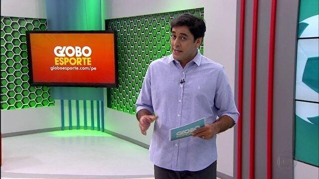 Globo Esporte/PE - 27/03/2017