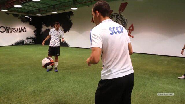 Vai, Corinthians - Bastidores e melhores momentos da partida contra o RB Brasil
