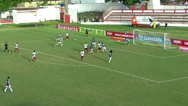 Melhores momentos de Madureira 2 x 2 Fluminense pela 5ª rodada da Taça Rio
