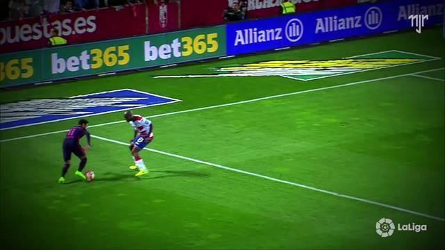 La Liga - Jornada 29 - Granada 1 x 4 FC Barcelona