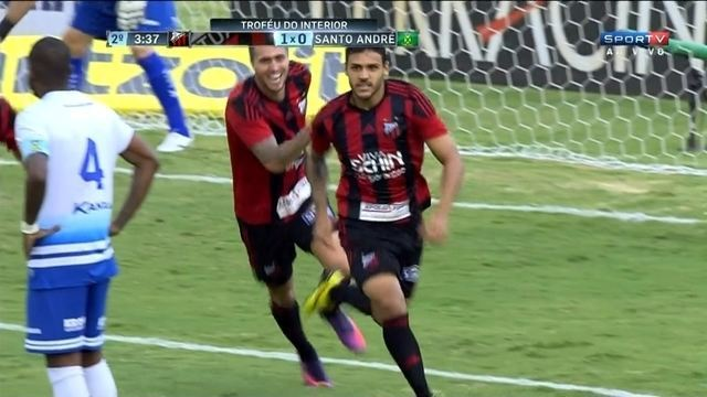 Veja os melhores momentos de Ituano 1 x 0 Santo André, pelo Troféu do Interior