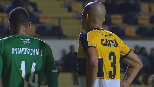 Melhores momentos de Criciúma 1 x 0 Chapecoense - Catarinense 2017