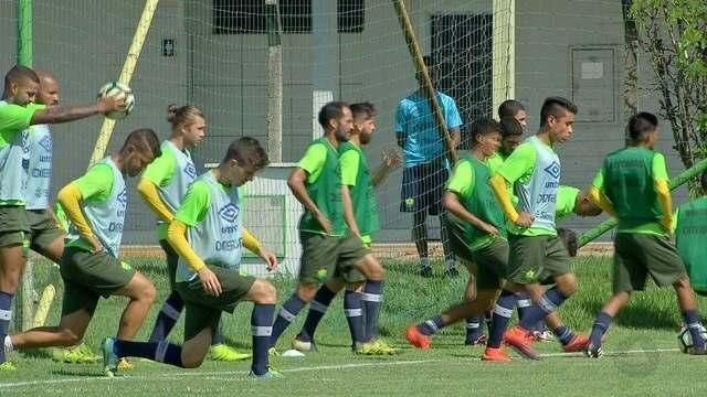 Final do Mato-Grossense 2017: veja a preparação de Cuiabá e Sinop