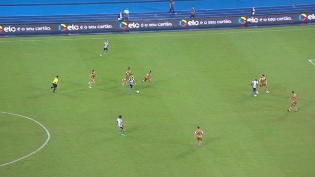Melhores momentos de Botafogo 2 x 1 Sport pelas oitavas de final da Copa do Brasil