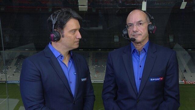 """Lédio Carmona vê derrota para o Atlético-PR como um """"castigo"""" para o Flamengo"""