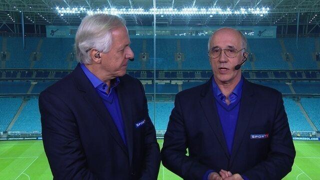Grêmio errou menos e, por isso, venceu, diz Batista