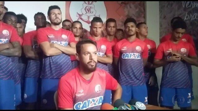 Jogadores do Náutico ameaçam fazer greve e diretoria de futebol sofre mudanças