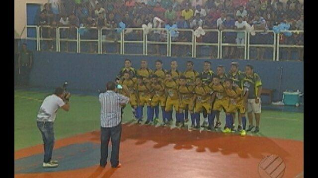 Madre Celeste vence o Torneio Bené Aguiar de Futsal