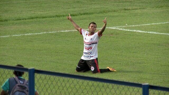 River-PI perde para o Guarany de Sobral na estreia da Série D 2017; veja os gols
