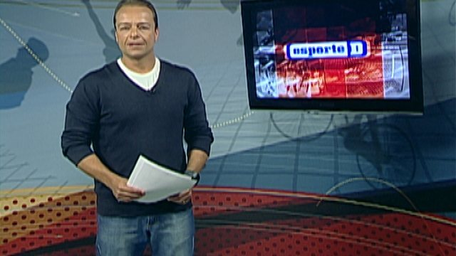 Íntegra Esporte D - 22/05/2017