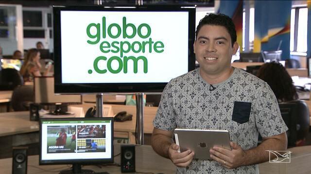 Confira os destaques do GloboEsporte.com