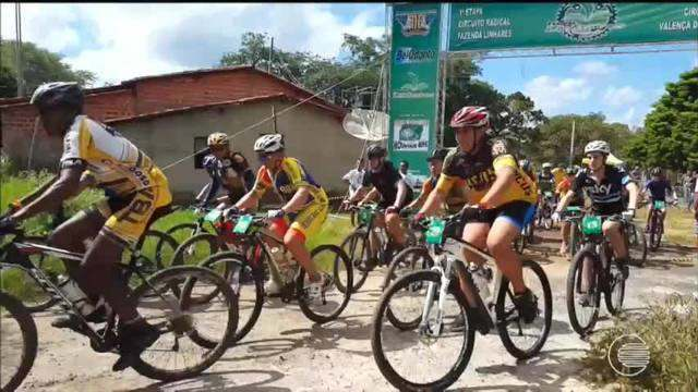 Circuito Linhares de Mountain Bike movimentou a região de Valença do Piauí