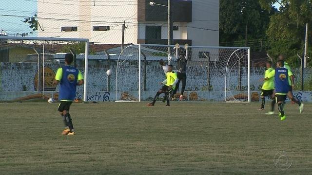 Botafogo-PB espera iniciar reação na Série C no jogo de domingo contra o CSA