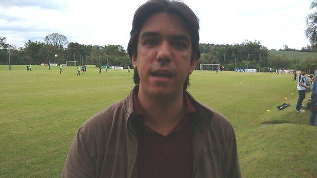 Por dentro do treino: Londrina tem dúvidas para a partida contra o Luverdense