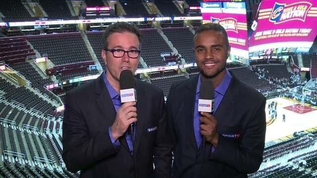 Roby Porto e Jorge de Sá falam sobre quarto jogo da final da Conferência Leste da NBA