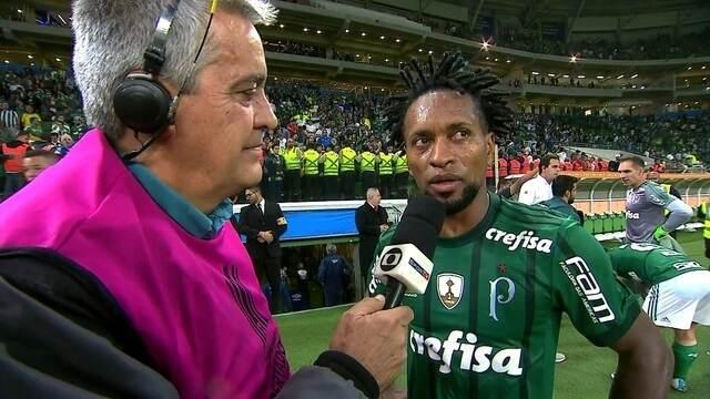 Após gol histórico pelo Palmeiras, Zé Roberto diz que pretende parar no fim deste ano