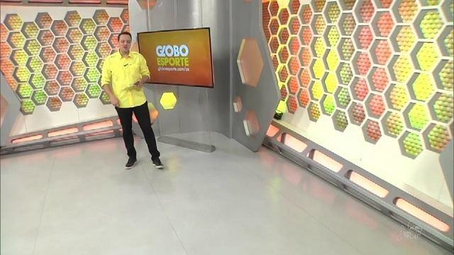 Bloco 2 - Globo Esporte CE - 25/05/2017