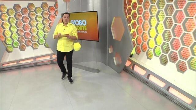 Bloco 3 - Globo Esporte CE - 25/05/2017