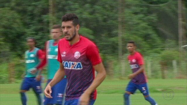 Maylson quer aproveitar partida contra Ceará para retribuir confiança de Waldemar Lemos