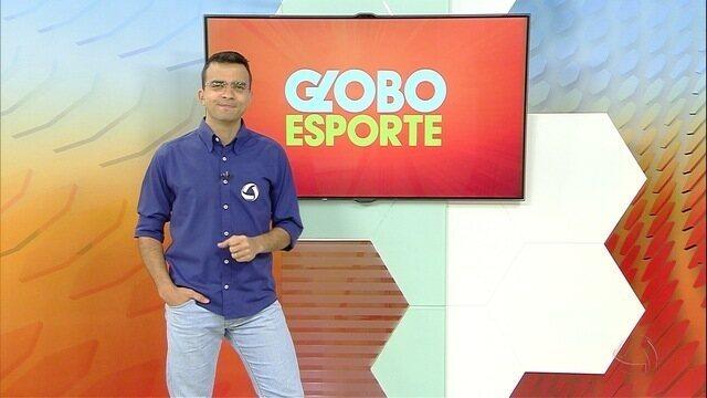 Globo Esporte MS- edição de sábado - 27/05/2017 - Bloco 1