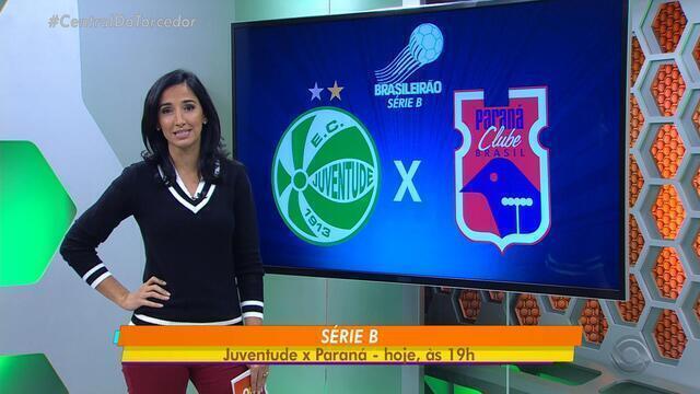 Juventude reencontra Paraná no jogo de hoje (27)