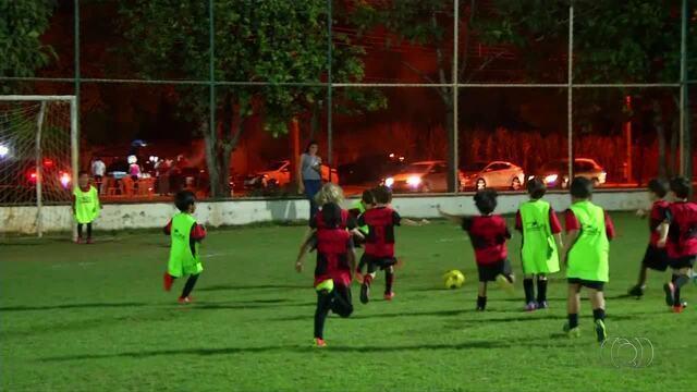 Times de futebol mirim participam de versão tocantinense da Libertadores