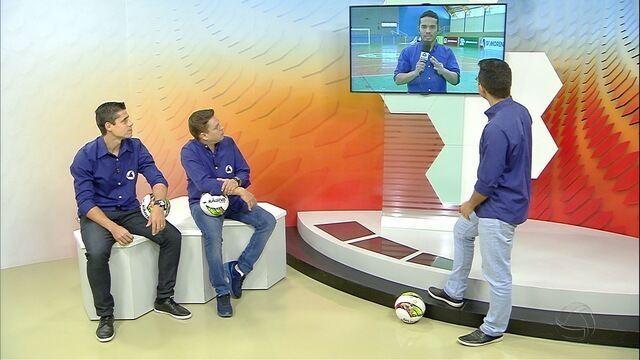 Pessoal do Esporte da TV Morena fala sobre jogo deste sábado