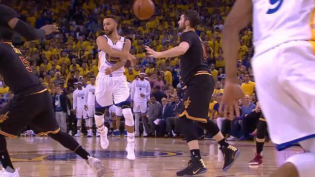 Top 5: confira as melhores jogadas da final da NBA