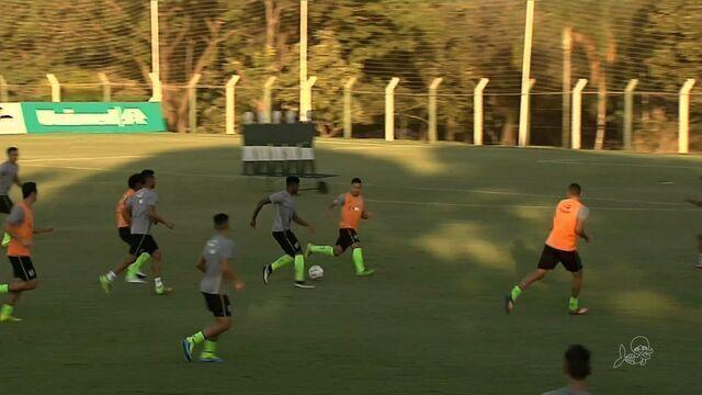 Ceará está pronto para encontrar Vila Nova pela Série B do Brasileiro