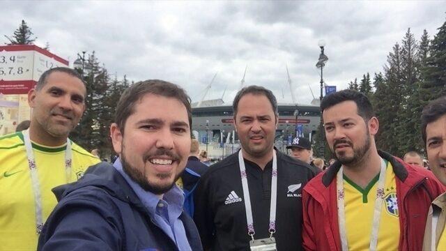 Maioria de grupo de brasileiros aposta em Portugal, mas um deles fecha com a Nova Zelândia