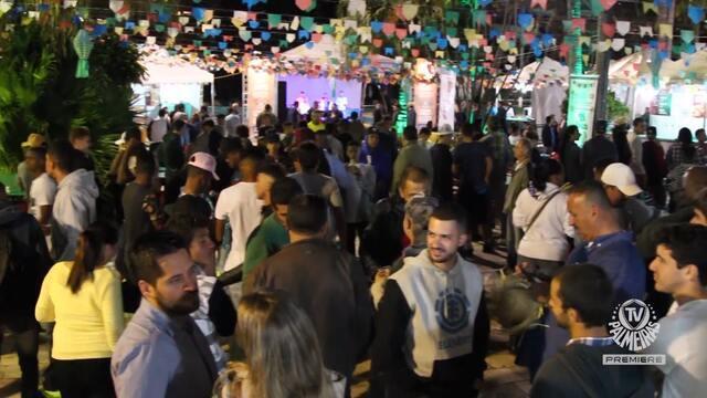 TV Palmeiras - A tradicional Festa Junina do Palmeiras
