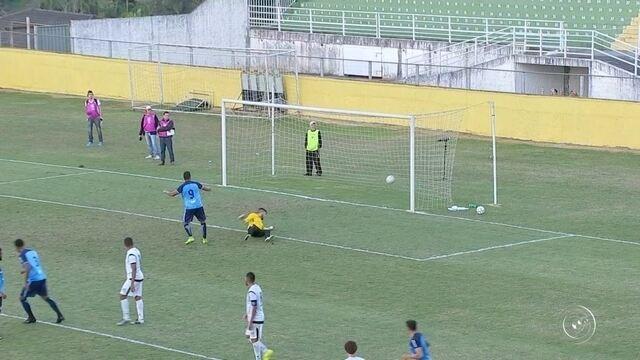 Fora de casa, São Bento goleia Bragantino e está em segundo lugar no Grupo 2 da Série C