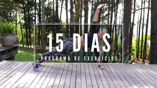 Eu atleta lança desafio de treino diário; veja como participar