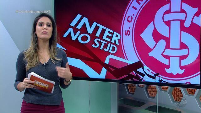STJD aceita, e Inter acerta parcelamento em 8 vezes de multa do caso Victor Ramos