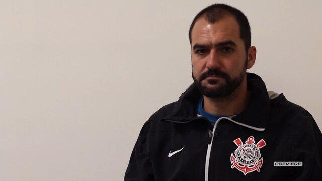 Vai, Corinthians - Danilo relembra o jogo contra o Santos pela Libertadores de 2011