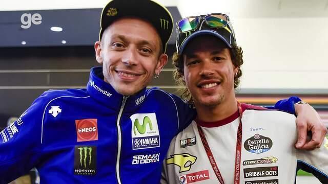 Caipirinha, Totti e velocidade: testamos Franco Morbidelli, o líder da Moto 2