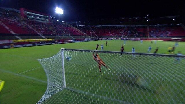 Melhores momentos: Vitória 1 x 3 Grêmio pela 15ª rodada do Campeonato Brasileiro