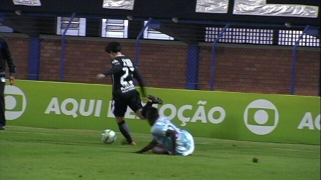Melhores momentos de Avaí 0 x 0 Corinthians pela 15ª rodada do Brasileirão