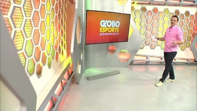 Bloco 1 - Globo Esporte CE - 20/07/2017
